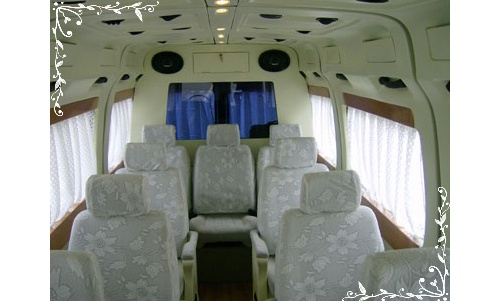 9 Seater Tempo Traveller2