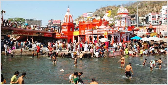 Delhi - Agra - Haridwar