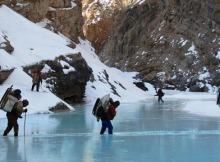 Ladakh-Trekking