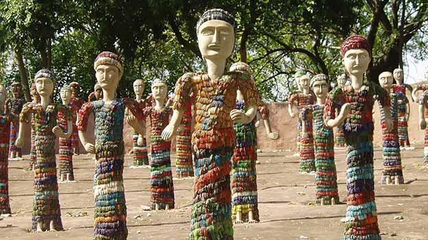 Nek Chand, Rock Garden, Chandigarh Attractions, Padma Shri