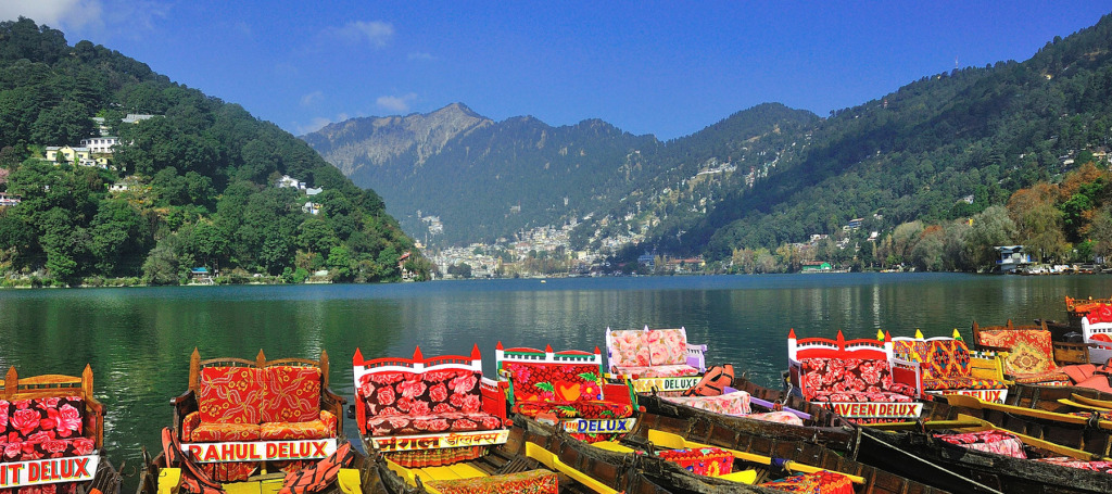 Hill Stations of Northern India, Nainital, Mussoorie ,Shimla ,Manali ,Almora ,Dharamshala, Srinagar, Mount Abu