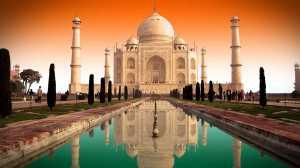 taj in india