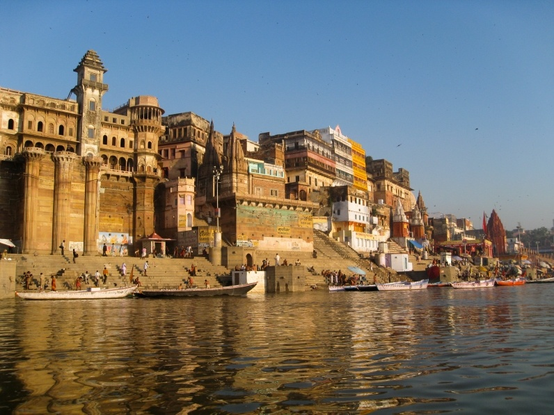holiness of Varanasi, Kashi Vishwanath Temple, The Ganges, River Ganga