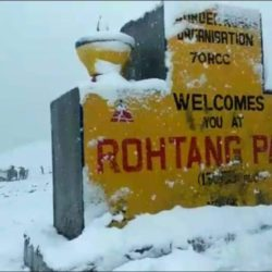 rohtang pass himachal