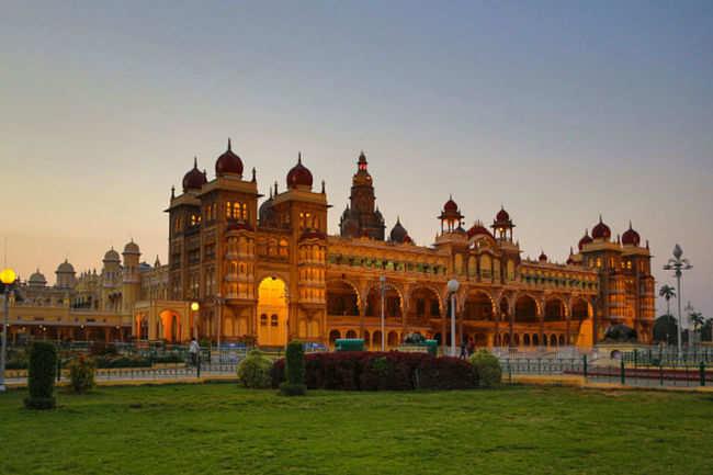amba palace mysore