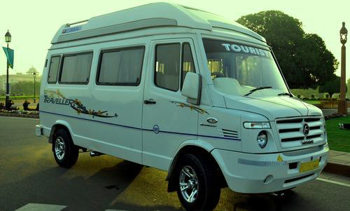 Travel Easy with Tempo Traveller Hire