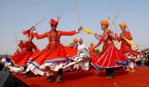 Amazing Folk Dances of Rajasthan