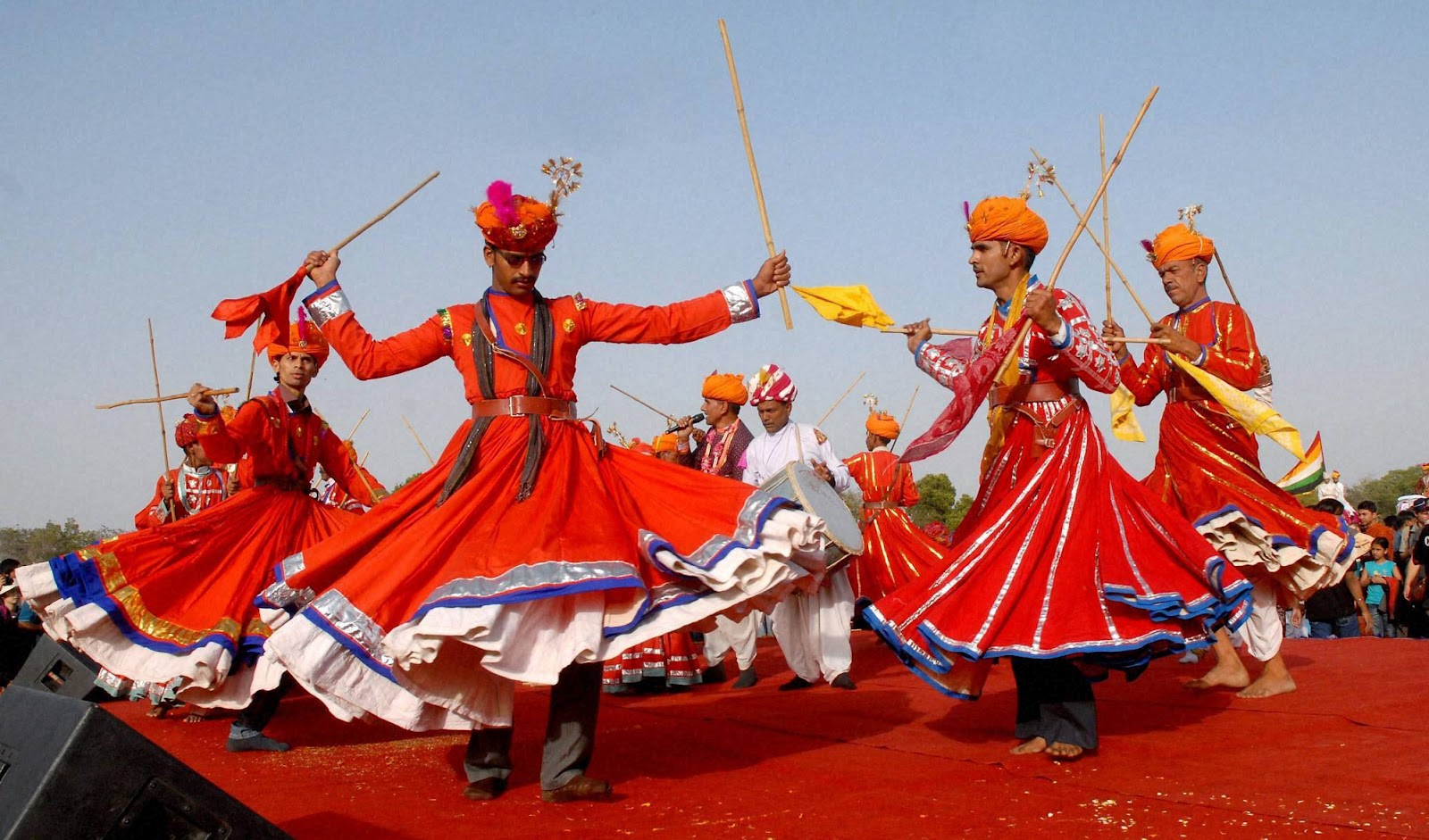 Amazing Folk Dances of Rajasthan