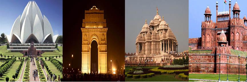 Delhi Tourist Places