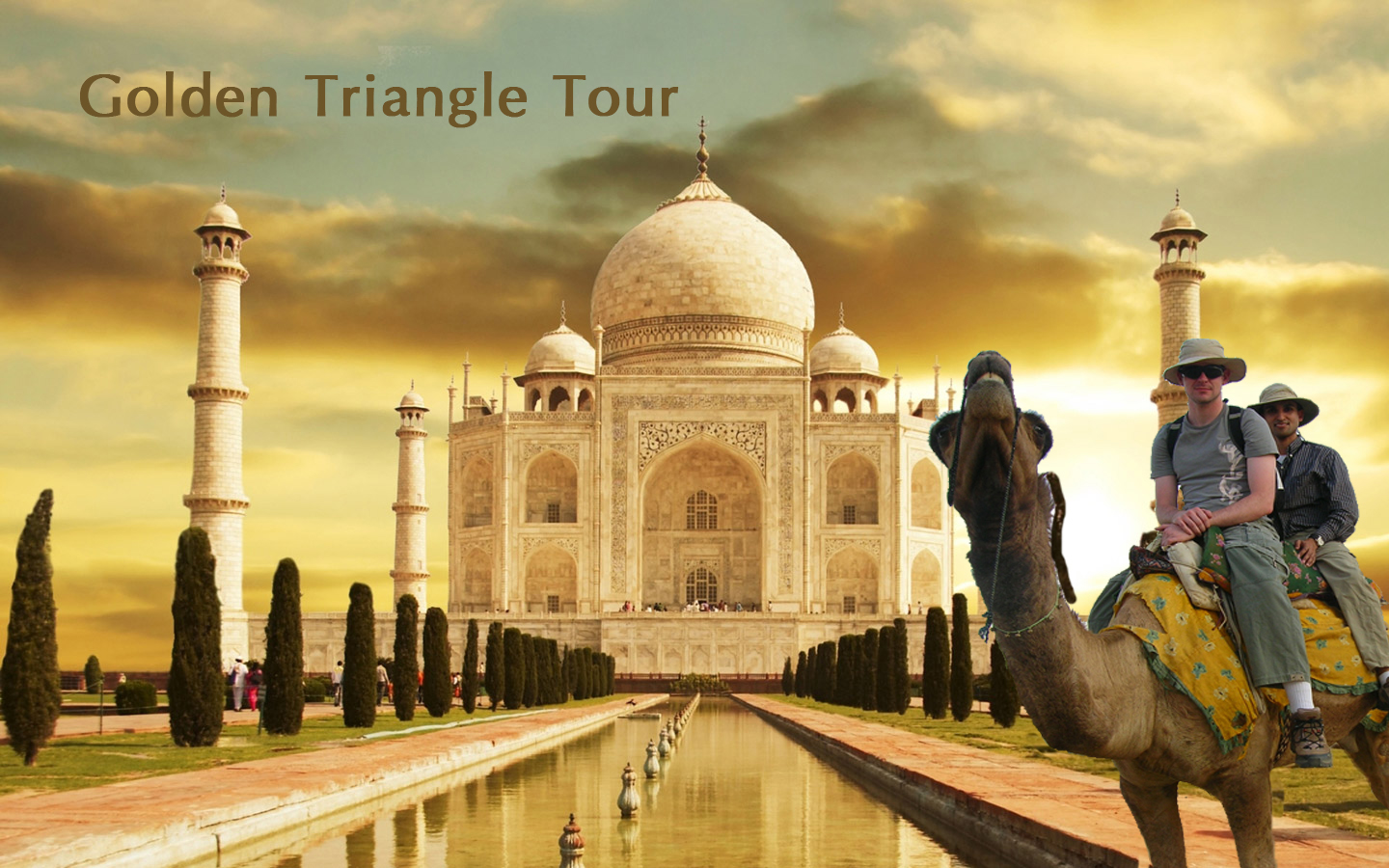 Enjoy with Golden Triangle Tour India