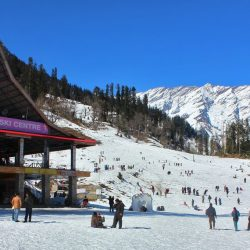 Top 7 places to visit in India at Christmas time