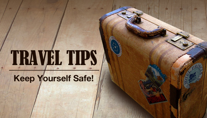 Travel Tips India Keep Yourself Safe!