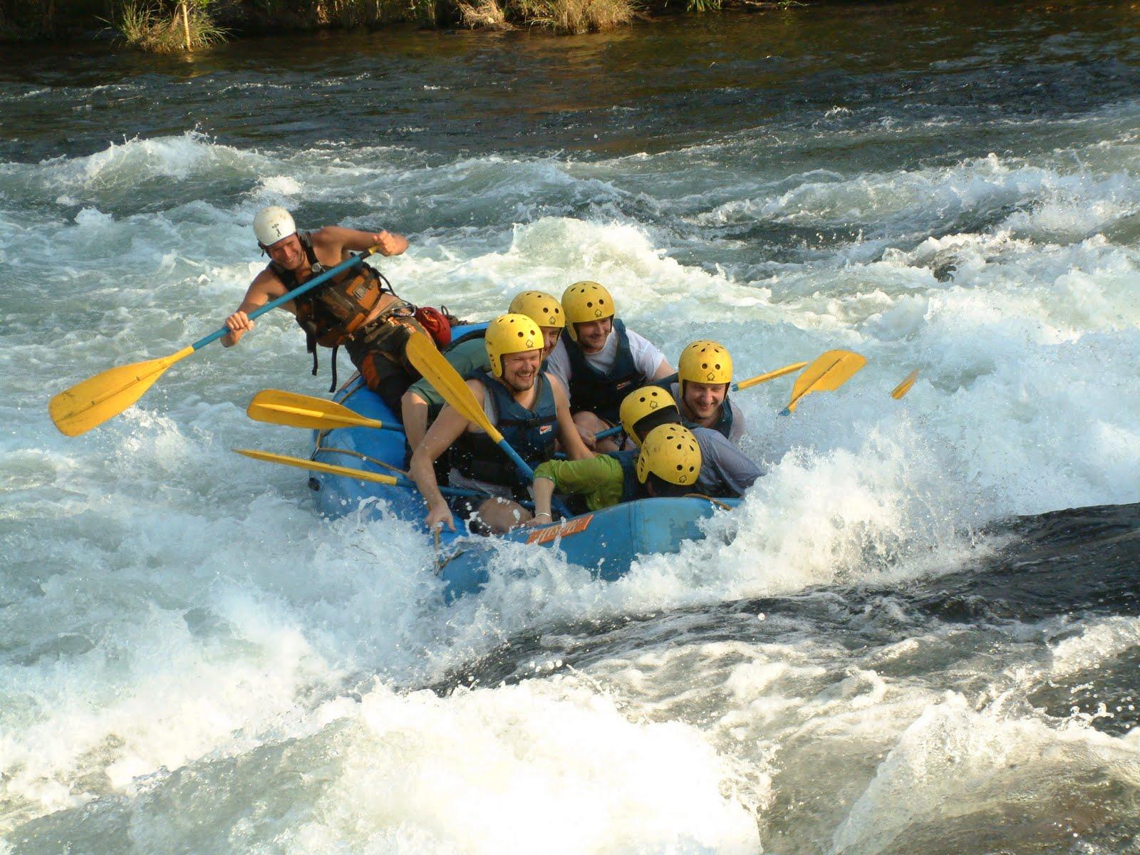Explore River Rafting Adventure in Manali