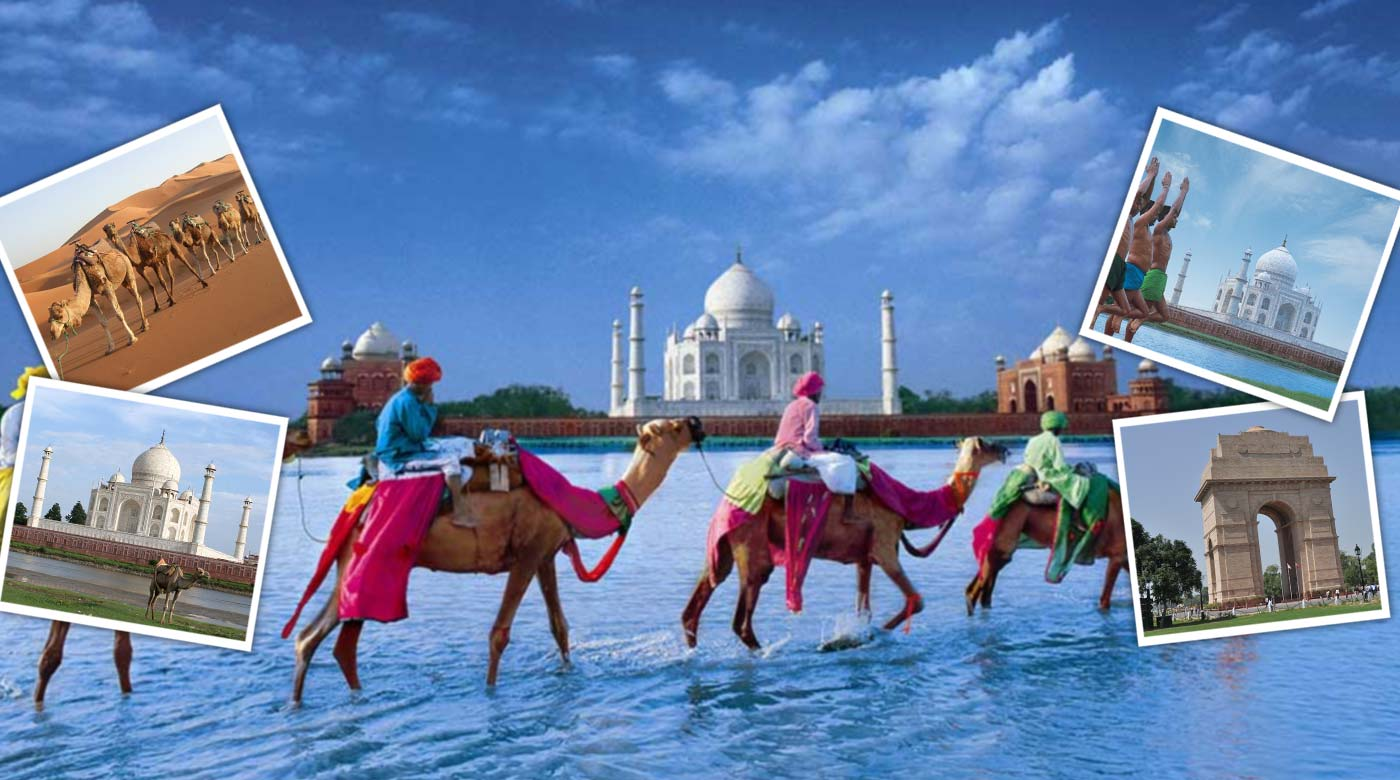 Experience Golden Triangle Voyage