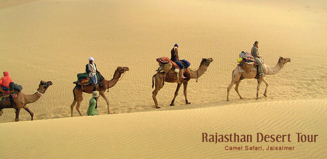 Adventurous Rajasthan Desert Tour