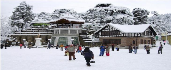 Shimla Amritsar Adventure Tour Package