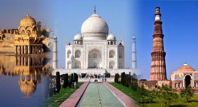 Golden Triangle with Ajmer Tour Package