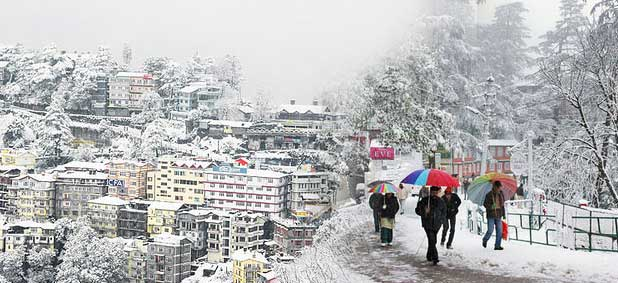 Experience Royal Himachal Tour Package
