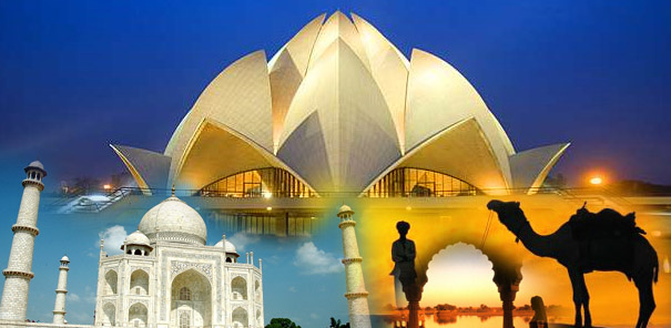Traditional Golden Triangle Tour India