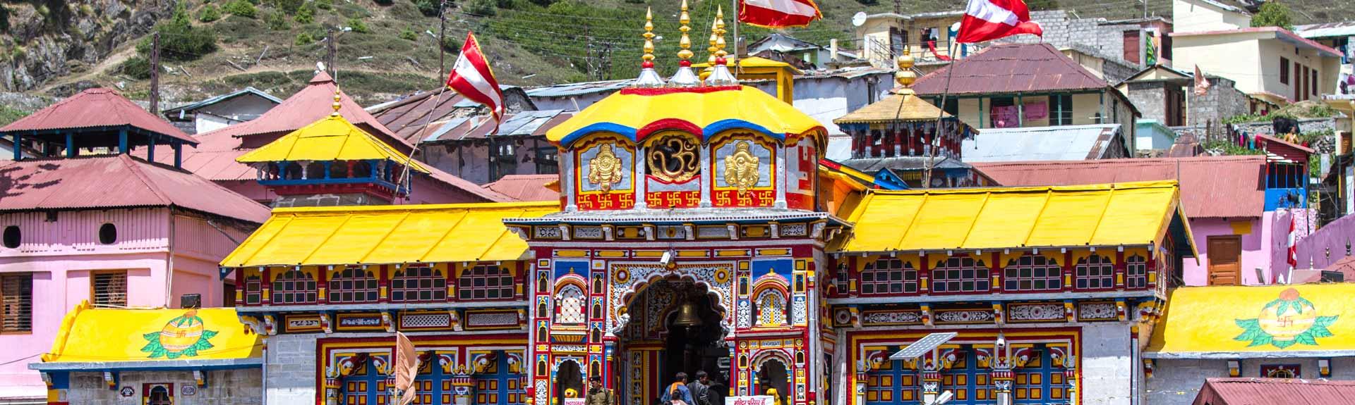 Gangotri and Yamunotri Yatra Package