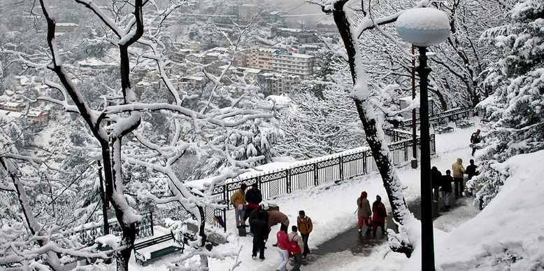Shimla Manali with Agra Tour Package