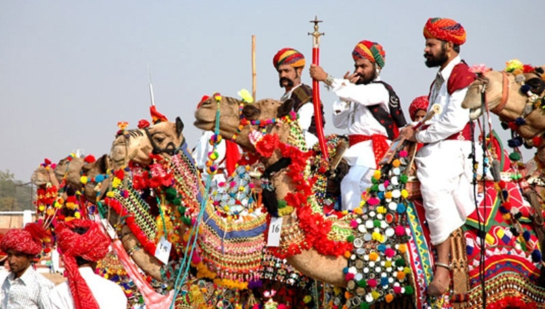 Pushkar Fair at Rajasthan