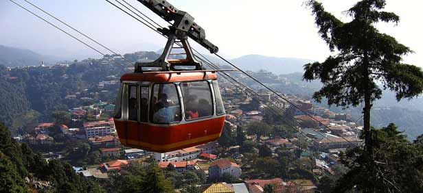 Mussoorie Rope Way