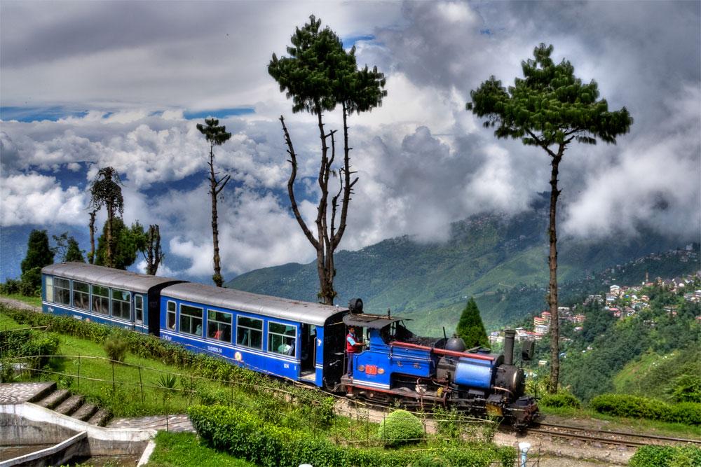 Take a trip to Darjeeling