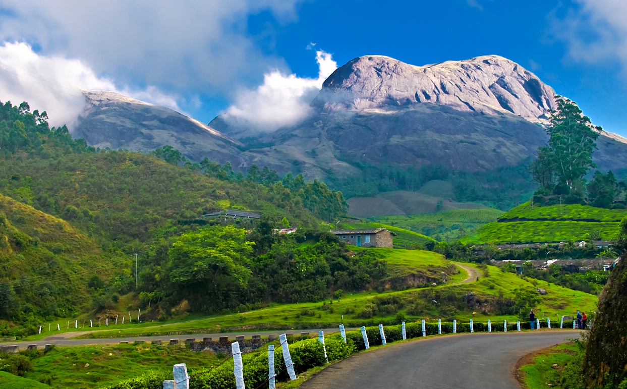 Munnar- The Scenic Beauty