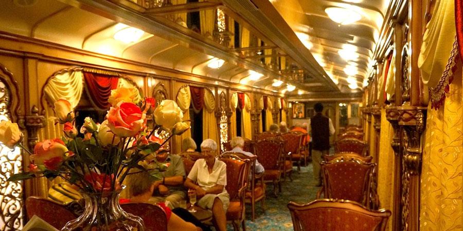 Redefining luxury train tours of India