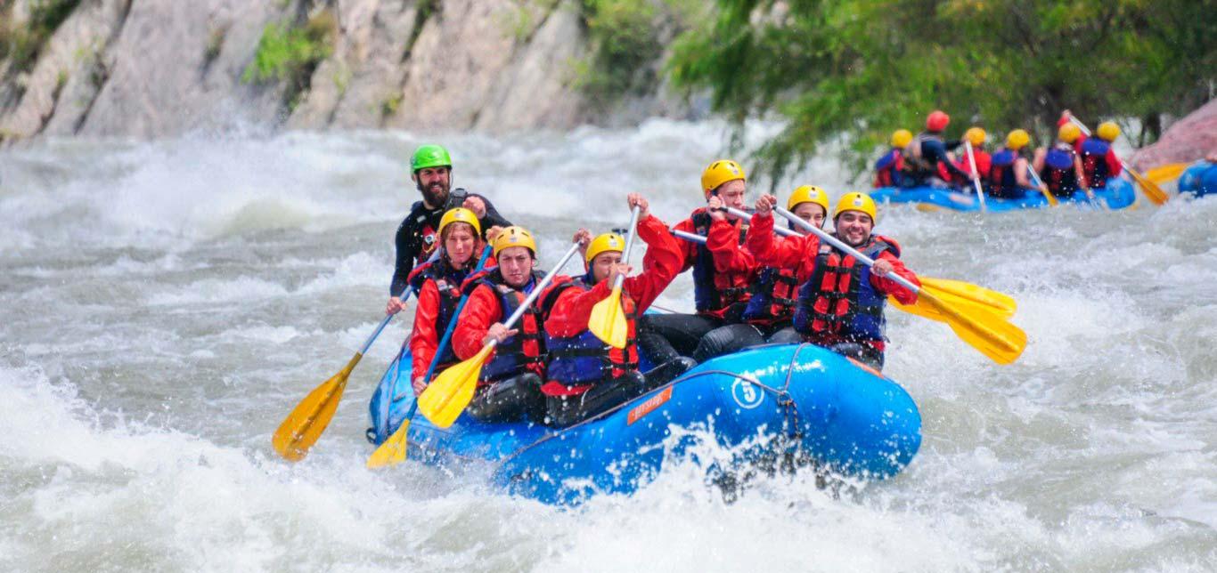 Top 5 adventure activities to enjoy in Manali