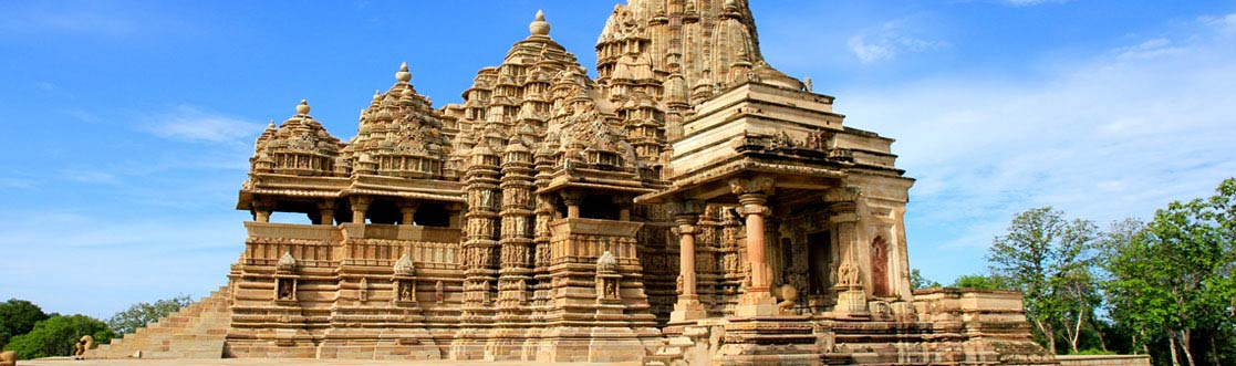 Top 10 must to visit temples of Khajuraho