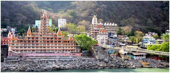 Visit Rishikesh The Land Of Lord Shiva