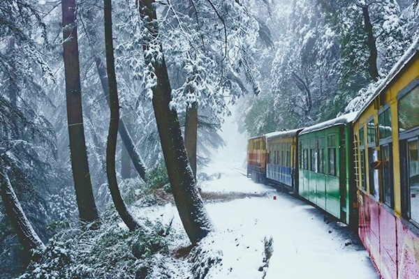 Refresh Your Mind with a Beautiful Shimla-Manali Tour