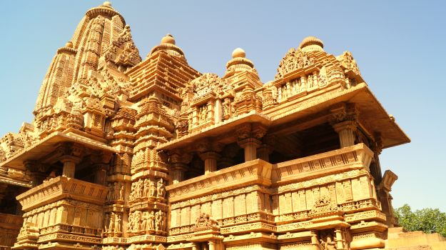 A journey to the city of temples with erotic Architecture- Khajuraho