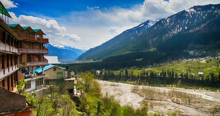 Famous temples of Manali