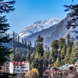 Perfect vacation in Manali