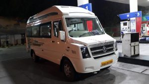 Book Luxury Tempo Traveller and Cruise Around In Style!