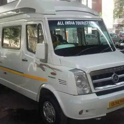 Rental Tempo Traveller to See India