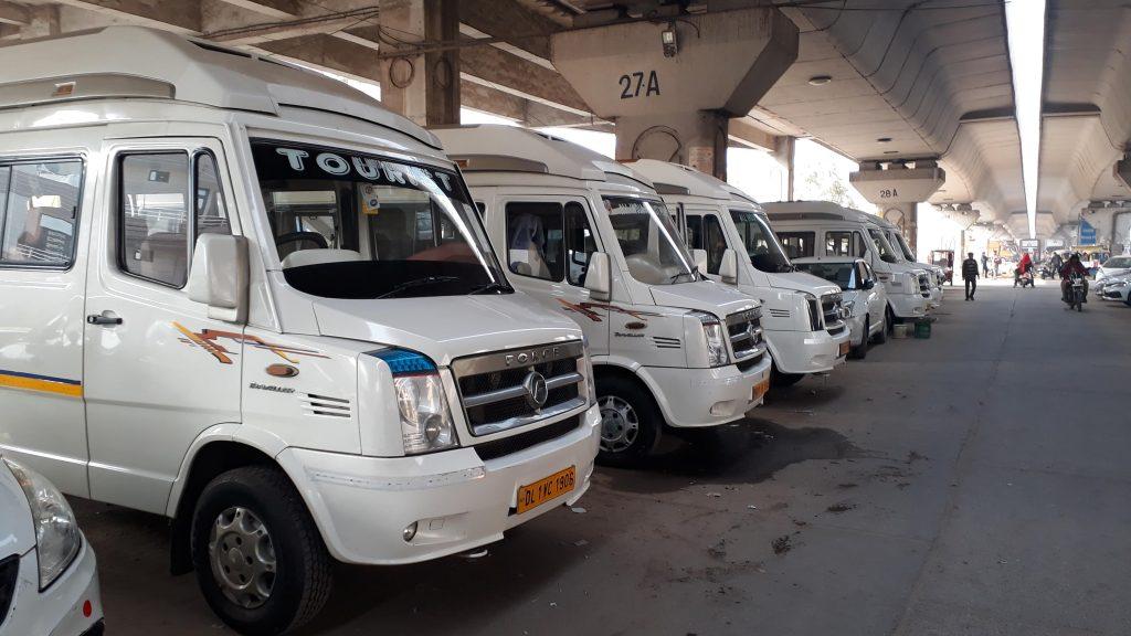 india minibus