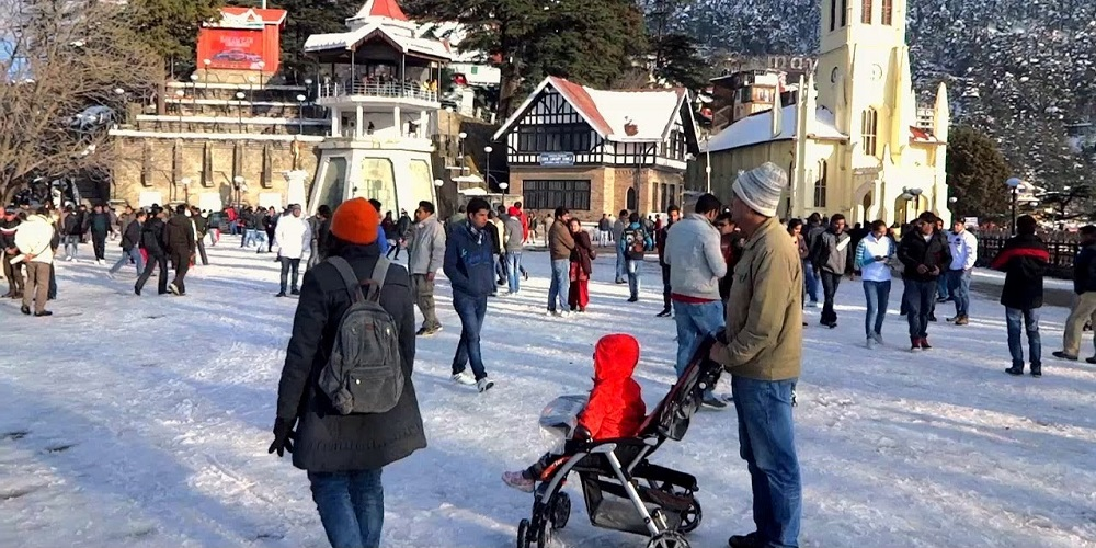 A Best Tourist Attraction in Shimla – Kufri