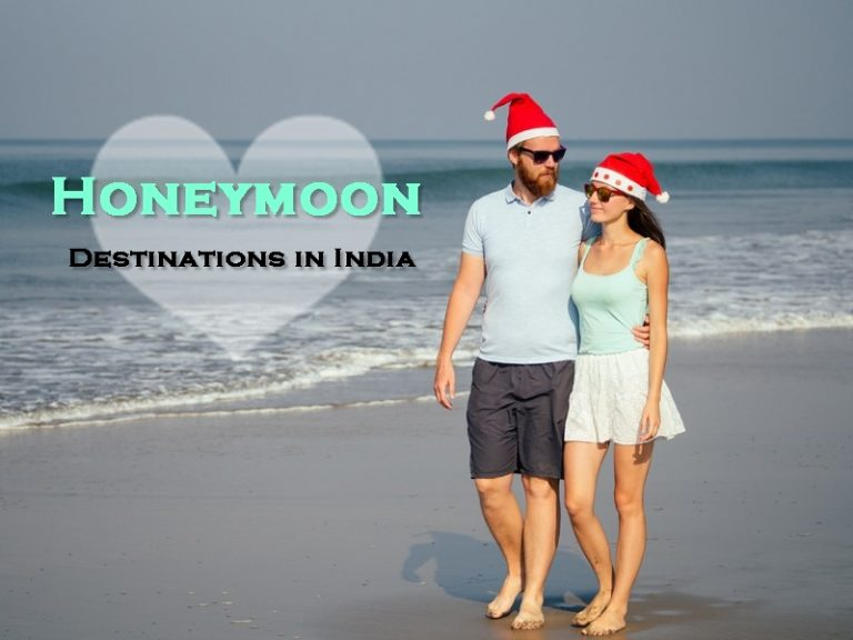 honeymoon in india