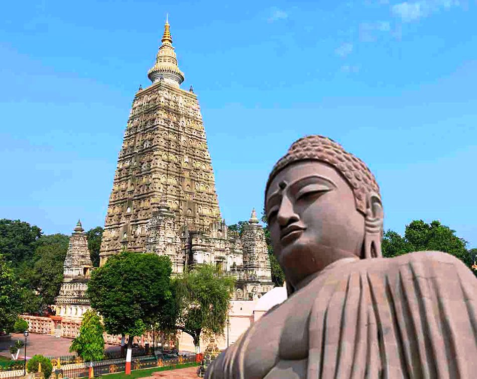 Travel best Buddhist places in India