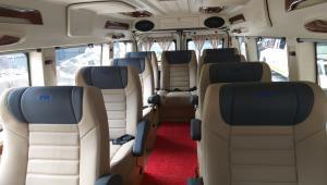 9 Seater Premium Tempo Traveller