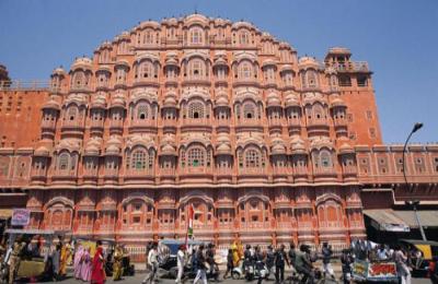 Delhi - Mandawa - Pushkar - Jaipur - Delhi.