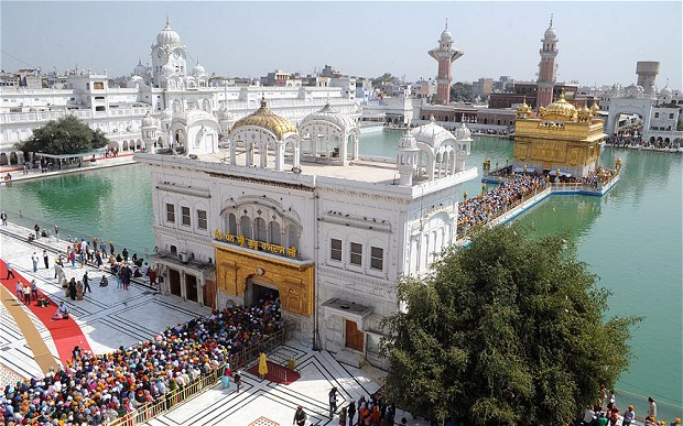 Chandigarh Amritsar With Dalhousie Tour Package