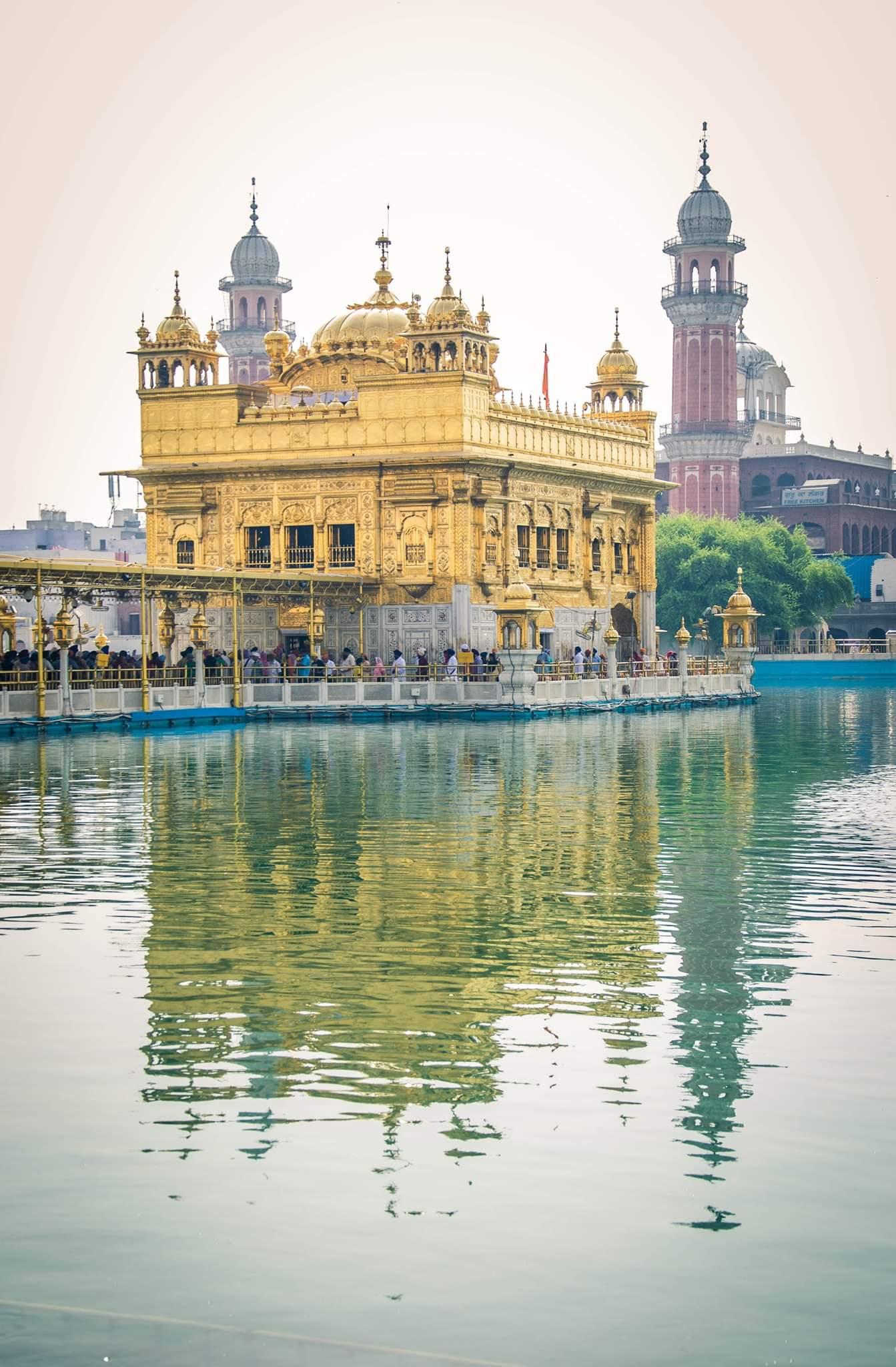 Delhi - Chandigarh - Anandpur Sahib - Amritsar - Kapurthala - Jalandhar - Patiala - Delhi
