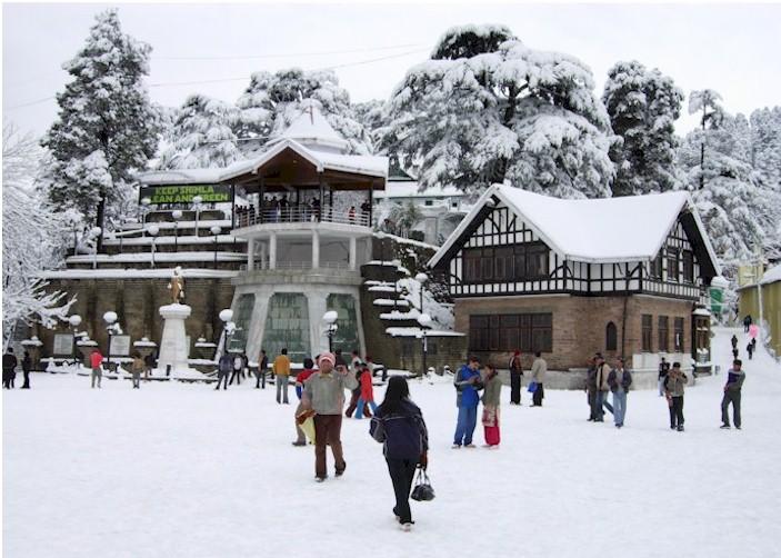 Delhi - Manali - Rohtang Pass - Shimla - Kufri - Haridwar - Rishikesh - Delhi