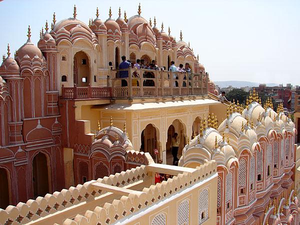 Delhi - Agra - Jaipur - Pushkar - Udaipur