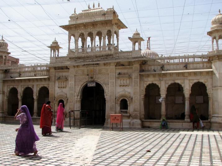 Delhi - Bikaner - Jaipur - Delhi